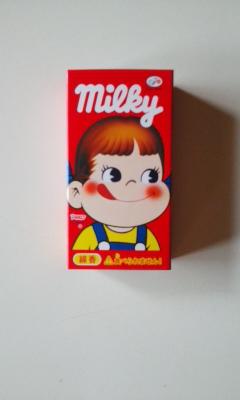 ミルキー 線香