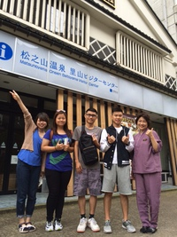 台湾から大学生のインターンシップ