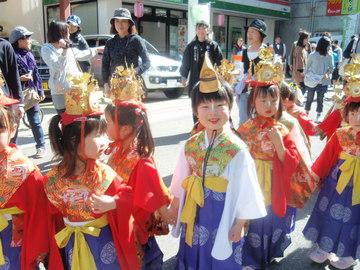 松之山温泉祭り