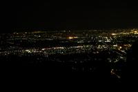 弥彦山からの夜景