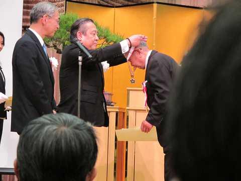 平成27年全国暴力追放運動中央大会
