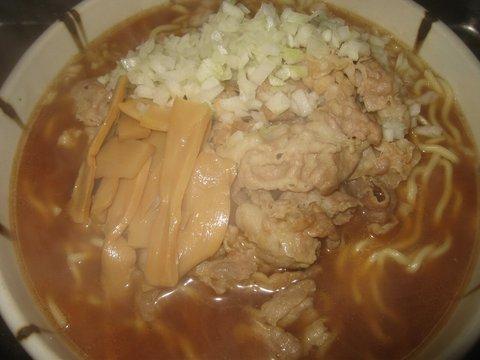 ぶた麺(自家製)