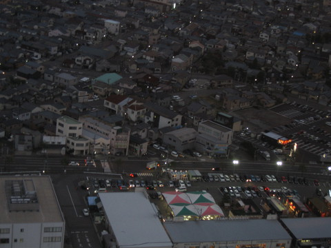 トワイライトタイム in Niigata