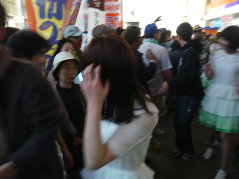 ふるまちどんどん-2015年5月10日