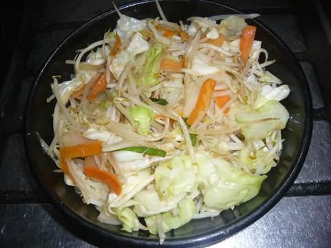 なんとなく野菜料理