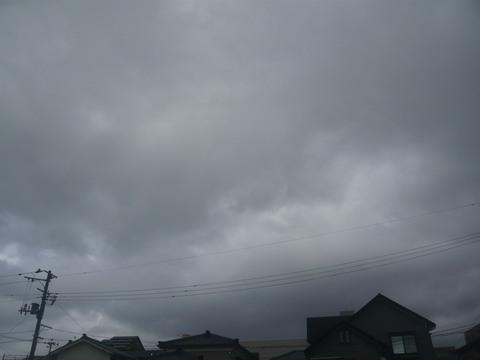 大雨が続きました。