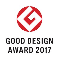 祝 受賞! GOOD DESIGN AWARD 2017