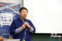 新潟大学で食育セミナーの講義をしてきました。