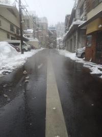 ココロの融雪