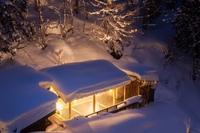 冬に行きたい15の温泉の一つに!