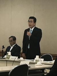 東京は暑かった!「全国旅館ホテル組合連合会」の会議の後。