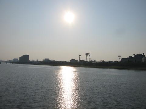 晴天・猛暑 2013年8月16日
