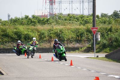 KAZEグッドライダーズスクール in 新潟