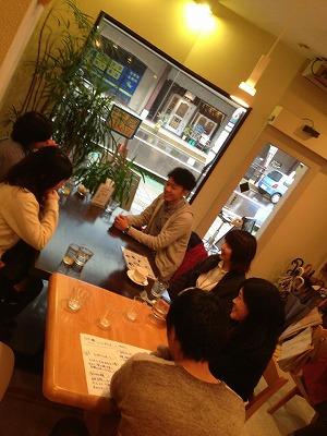 サムライ研修と場のチカラ