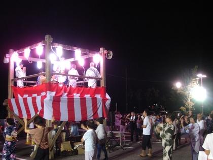 いわむろや夏祭り 2013