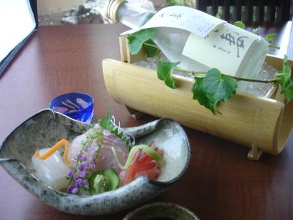 「にいがた地酒の宿」 料理&日本酒撮影