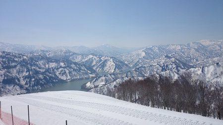 奥只見丸山スキー場 18日まで春営業延長!
