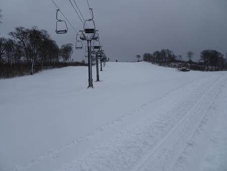 奥只見丸山スキー場 12月9日オープン!