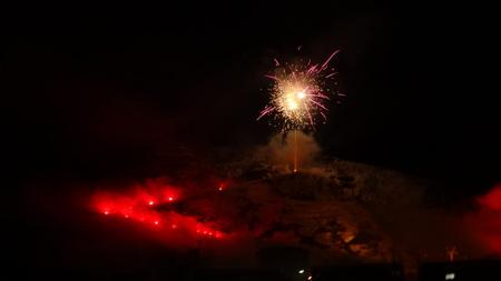 大湯温泉スキーカーニバル