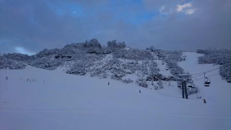 大湯温泉スキー場 12月31日オープンです!