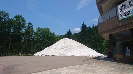 明日から、うおぬま夏の雪まつり!