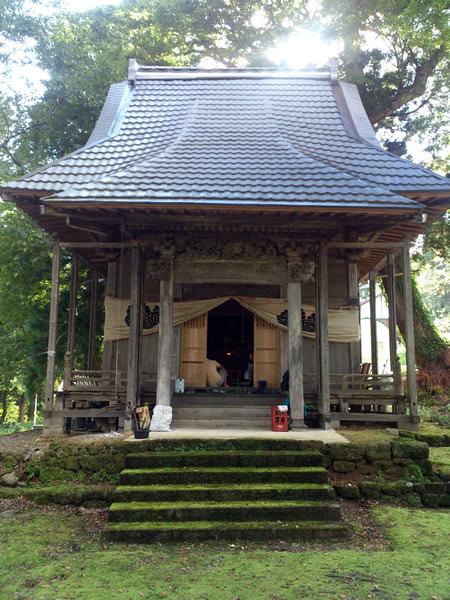 諏訪神社の祭り