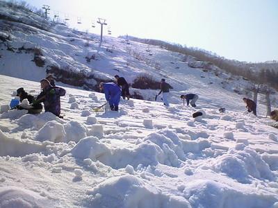 第34回スキーと温泉とかまくら祭り