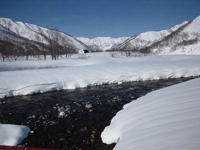 「銀山平」大雪原体験ツアー