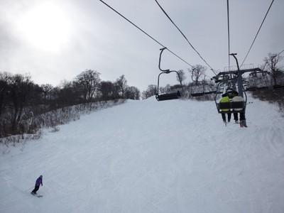 奥只見丸山スキー場へ行って来ました