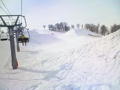 3月20日(土) 奥只見丸山スキー場 春スキーオープン