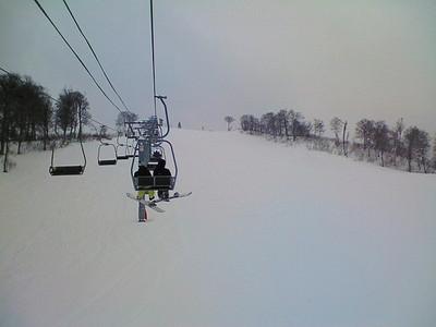 奥只見丸山スキー場 12月18日オープン決定!