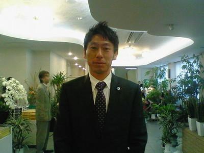 上野優作さん