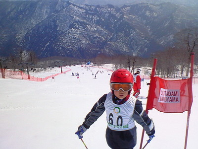 魚沼スキーサーキット第3戦