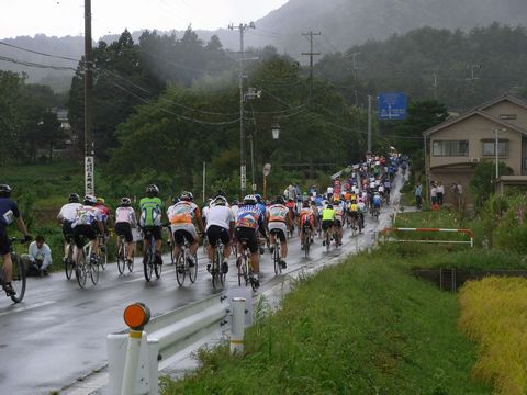 2009弥彦山ヒルクライム大会