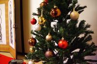 冬支度とメリークリスマス。