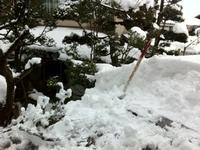 雪下ろしパート2