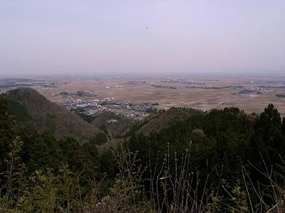 天神山のぼってきました。