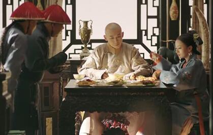 「瓔珞 エイラク ~紫禁城に燃ゆる逆襲の王妃~」第12話のあらすじ