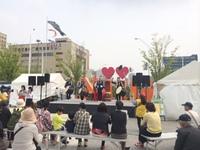 5/4 新潟県新潟市 JR 新潟駅南口広場特設ステージ