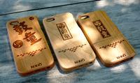 iPhone5用 ウッドケース入荷!