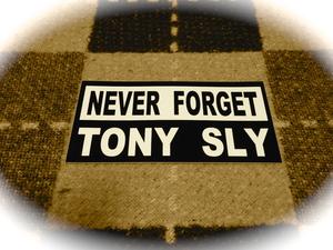 R.I.P TONY...(´;ω;`)