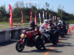 【アルファビッグバイクモール6周年祭 in スピードパーク新潟】を経ました!