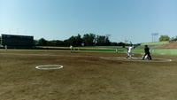 1年に1回ユニフォームを着られる日(第41回新潟県高等学校OB硬式野球大会)