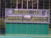 第139回北信越地区高等学校野球本大会1回戦結果