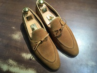 Crockett&Jones×UKダヴ+toeレザー