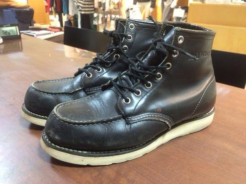 REDWING8179×Like a Beckman boots