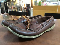 Sperry Top-Sider×vibram#2303オールソール