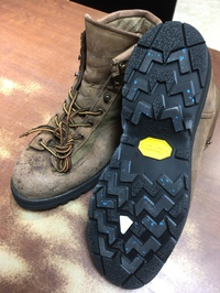 DANNER×vibram CHRISTY ARCTIC GRIP