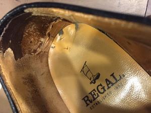 REGAL×カウンターライニング修理