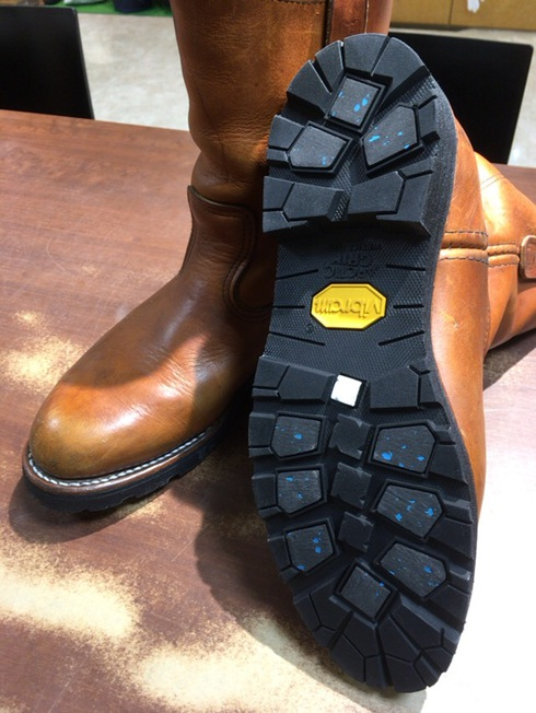 REDWING866×vibarm ARCTIC GRIP 「YELLOW」